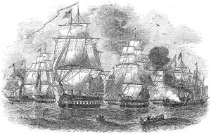 Commodore_Perry's_second_fleet